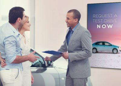 Digital Signage in der Beratung